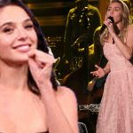 Gal Gadot Eats a Reese's Peanut Butter Cup For the VERY FIRST TIME! image