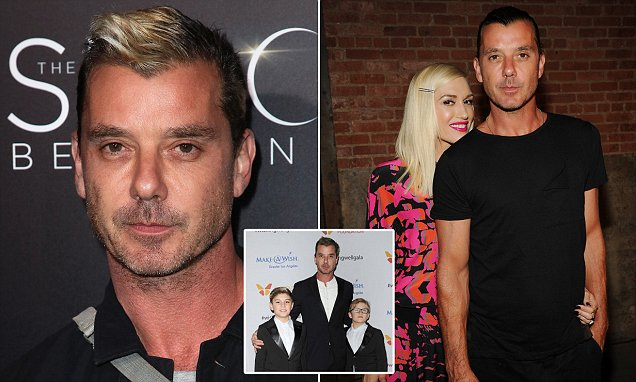 Gavin Rossdale Says He Didn't Want to Divorce Gwen Stefani image