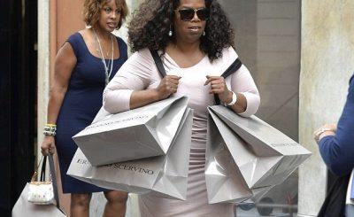 """Gayle King SHUTS Down Oprah: """"She's Not Running For President…"""""""
