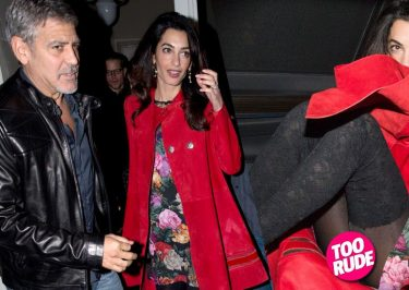 Amal and George Clooney Welcome TWINS: Find Out Their Names Here!