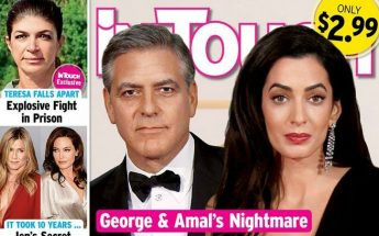"""George and Amal Clooney """"Don't Like Spending Too Much Time Apart"""""""