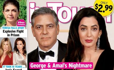 "George and Amal Clooney ""Don't Like Spending Too Much Time Apart"""