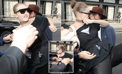 """HELP! HELP!"" Gigi Hadid ATTACKED During Milan Fashion Week, Says Attacker Was Lucky Zayn Malik Wasn't There!"