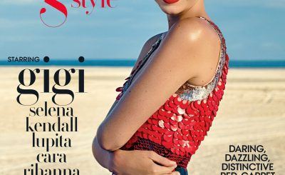 So Special: Gigi Hadid Covers Special IT-GIRL Vogue Issue