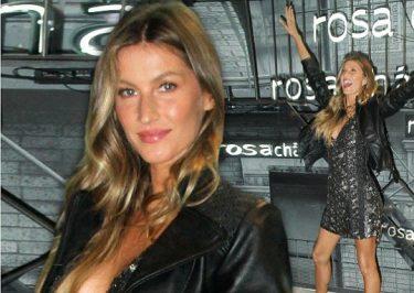 Gisele Bundchen Launches ROSA CHA Collection!