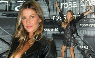 Gisele Bundchen Launches ROSA CHA Collection!