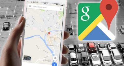 Google Maps Remembers Your Last PARKING!
