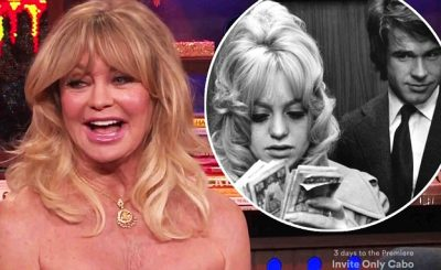 Goldie Hawn LOVED Kate Hudson Dating Nick Jonas