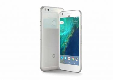 Detailed Photos of Google's New Pixel Phone