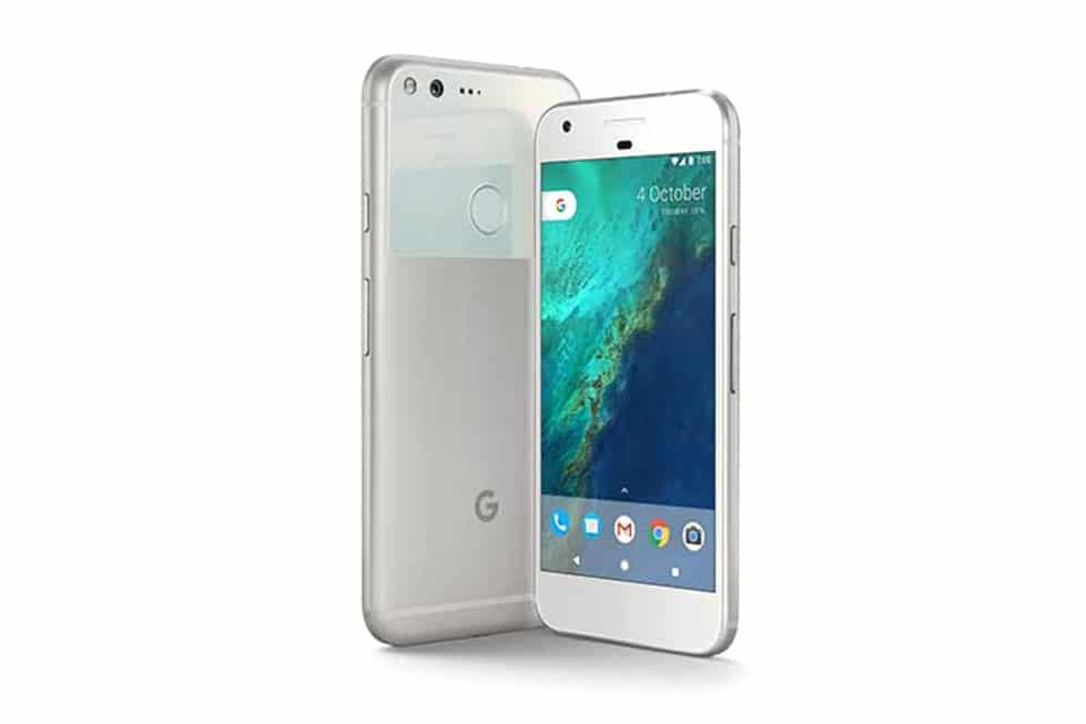 Detailed Photos of Google's New Pixel Phone image
