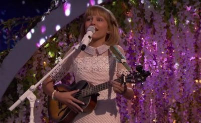 Viral Star Grace VanderWaal Performs 'I Don't Know My Name' on 'America's Got Talent' 2016 Finale