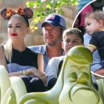 GWEN STEFANI Reportedly Married Blake Shelton LAST YEAR image