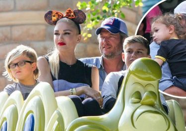 NO DOUBT: Gwen Stefani Says That Her Year With Blake Shelton Has Been BEAUTIFUL!
