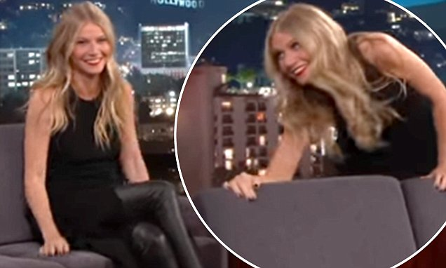 Gwyneth Paltrow Says She Has NO IDEA What'Goop' Even Talks About