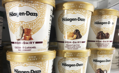 Dairy-Free HAAGEN DAZS Coming to Target