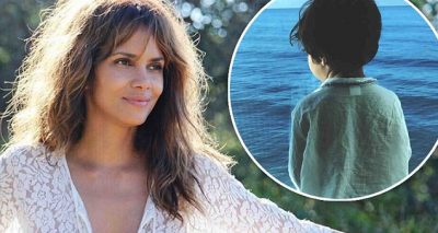 Halle Berry Posts Very Rare Photo of 3-Year-Old Son