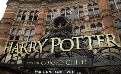 TWO NEW 'Harry Potter' Novels Arriving in October