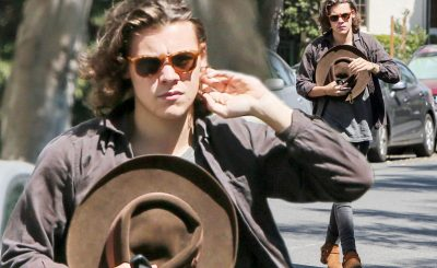 Harry Styles Says He Likes His Carrot Cake on 'Graham Norton'