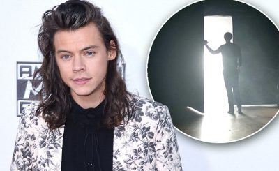 Harry Styles Releasing New Music in APRIL! Watch His TV Ad…