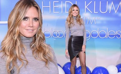 HEIDI KLUM SWIM: Heidi Klum Launches Swimwear Line!