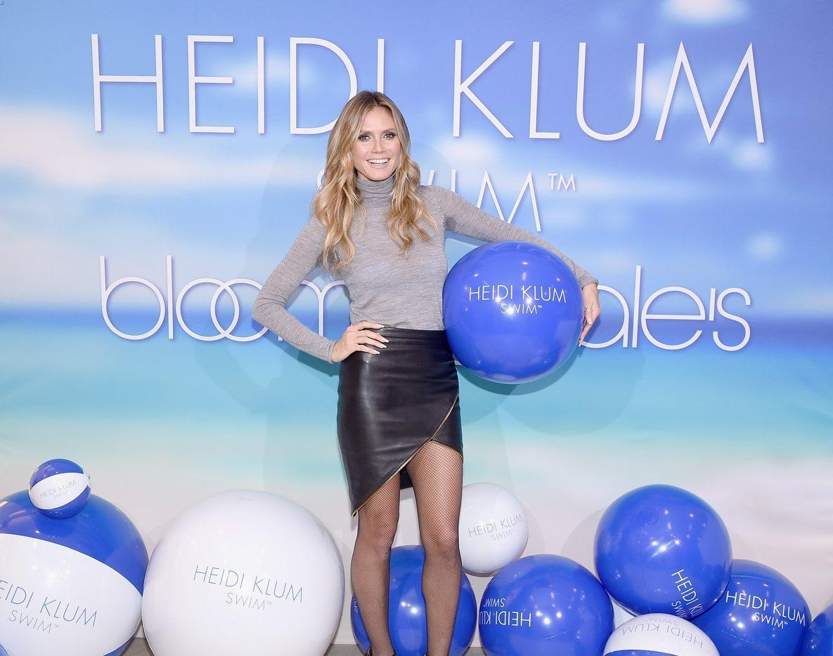 HEIDI KLUM SWIM: Heidi Klum Launches Swimwear Line!