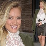 Hilary Duff Comes Clean About Her Relationship With Her Personal Trainor Jason Walsh image