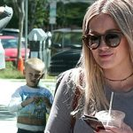 Hilary Duff is Retro-Chic During 'Younger' Filming image