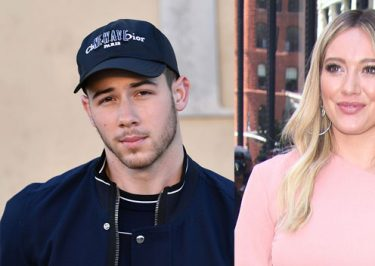 Hilary Duff Gets Some Love From Nick Jonas on Instagram