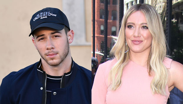 Hilary Duff Gets Some Love From Nick Jonas on Instagram image