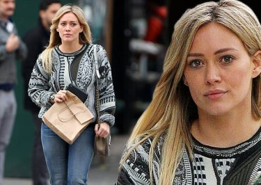 Hilary Duff PUBLICLY SHAMES Marijuana Smoking Neighbor on Instagram!