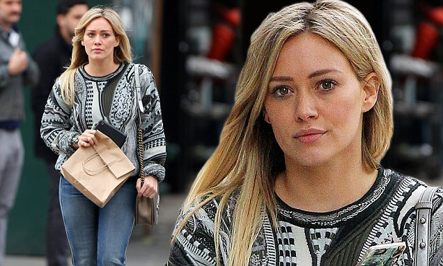 Hilary Duff PUBLICLY SHAMES Marijuana Smoking Neighbor on Instagram! image