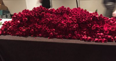 FLOWER POWER: Somebody Just Sent Hillary Clinton 1,000 Flowers!