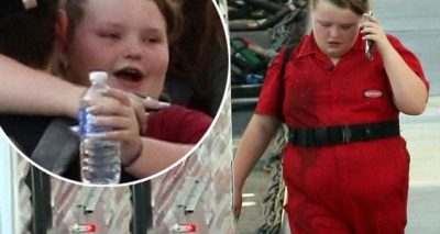 Honey Boo Boo CRIES After Dance Rehearsal!