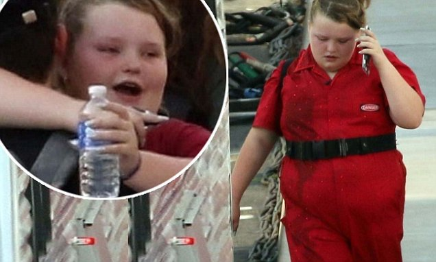 Honey Boo Boo CRIES After Dance Rehearsal! image