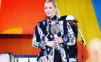 "Iggy Azalea Abandons Australia, Says She Has No ""Home Connection"""