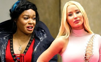 Azealia Banks Collaborating With 'RIVAL' Iggy Azalea!