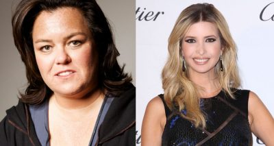 """""""FISH FIGHT"""": Rosie O'Donnell Writes Poem After Run-In With Ivanka Trump at NOBU SUSHI"""