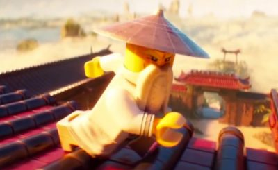 Jackie Chan Plays Sensei in Trailer for 'The LEGO Ninjago Movie'