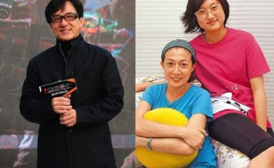 Jackie Chan's Daughter Comes Out as a LESBIAN!