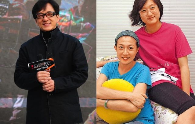 Jackie Chan's Daughter Comes Out as a LESBIAN! image