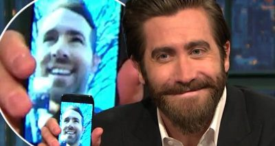 Jake Gyllenhaal FACETIMES Ryan Reynolds!