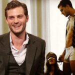A Nude Jamie Dornan Takes a Shower for THE FALL image