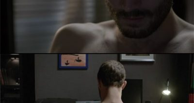 A Nude Jamie Dornan Takes a Shower for THE FALL