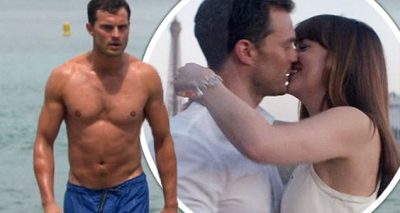 Jamie Dornan Talks About Muscles for 'Fifty Shades DARKER!'