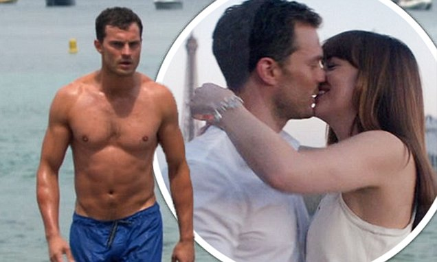 Jamie Dornan Talks About Muscles for 'Fifty Shades DARKER!' image