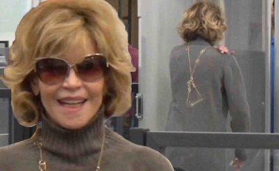Jane Fonda Talks About Rape and Sexual ABUSE!