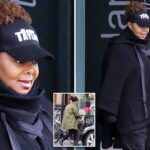 "Janet Jackson Large, Bloated, and Pregnant! She's ""Not Feeling That Great"" image"