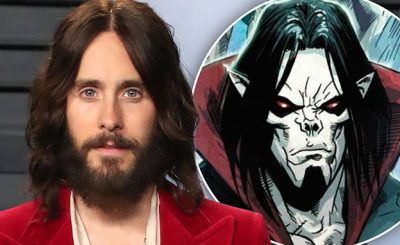 Jared Leto to Star in SPIDER-MAN Spinoff, 'Morbius'