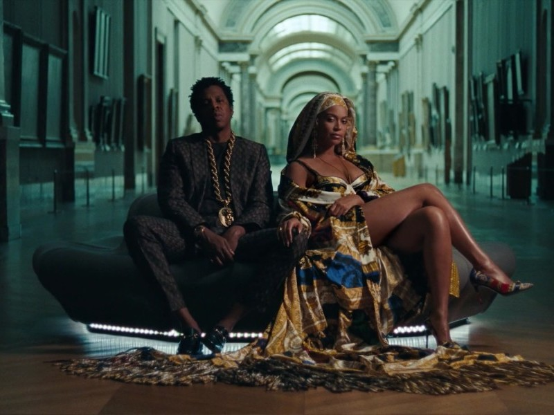 Jay-Z and Beyoncé Party at the LOUVRE in First VIDEO Titled 'Ap**s***' image