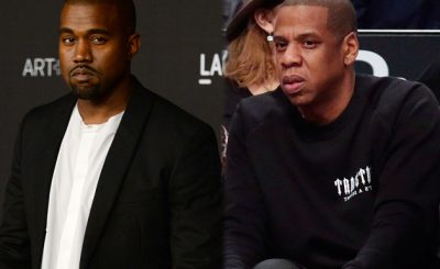 Jay-Z CANNOT STAND Kanye West!